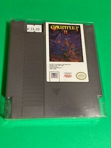 🔥 100% WORKING NINTENDO NES CLASSIC GAME CARTRIDGE - GAUNTLET 2 - ARCADE FUN!
