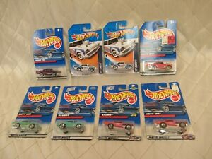 New in Blister Pack! /'57 Chevy 2011 Hot Wheels 10//10 HW Racing, WHITE