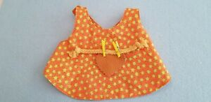 Apron-For-Approx-9-13-16-11-13-16in-Bear-Or-Doll-Unique-Piece-Handarbeit