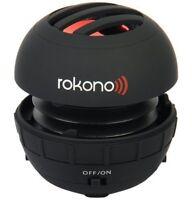 Rokono Bass+ Mini Speaker - Black