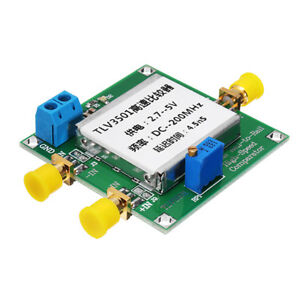 TLV3501 High Speed Comparator 4.5ns Frequency Meter Shaping Module CMOS TTL New