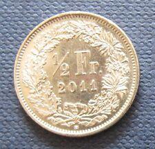 Schweizer Franken 2011 1/2 Franken 50 Rappen für Sammler aus Umlauf