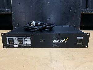 SurgeX SX-2120 20 Amp Surge Suppressor Power Conditioner