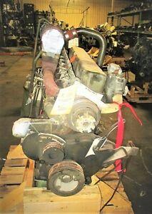 Allis Chalmers 3500 Diesel Engine, Good For Rebuild Only.