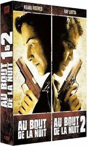 Coffret-2-DVD-AU-BOUT-DE-LA-NUIT-1-amp-2-Reeves-Liotta-NEUF-cellophane
