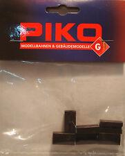Isolier-Schienenverbinder 6 Stck Piko 35292 Spur G // NEU