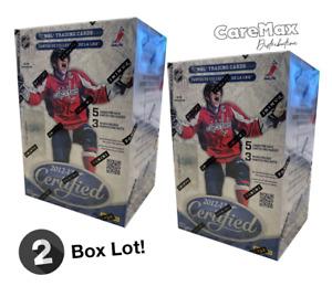 2012-13 Panini Certified Hockey Blaster (2 Box Lot!) FACTORY SEALED