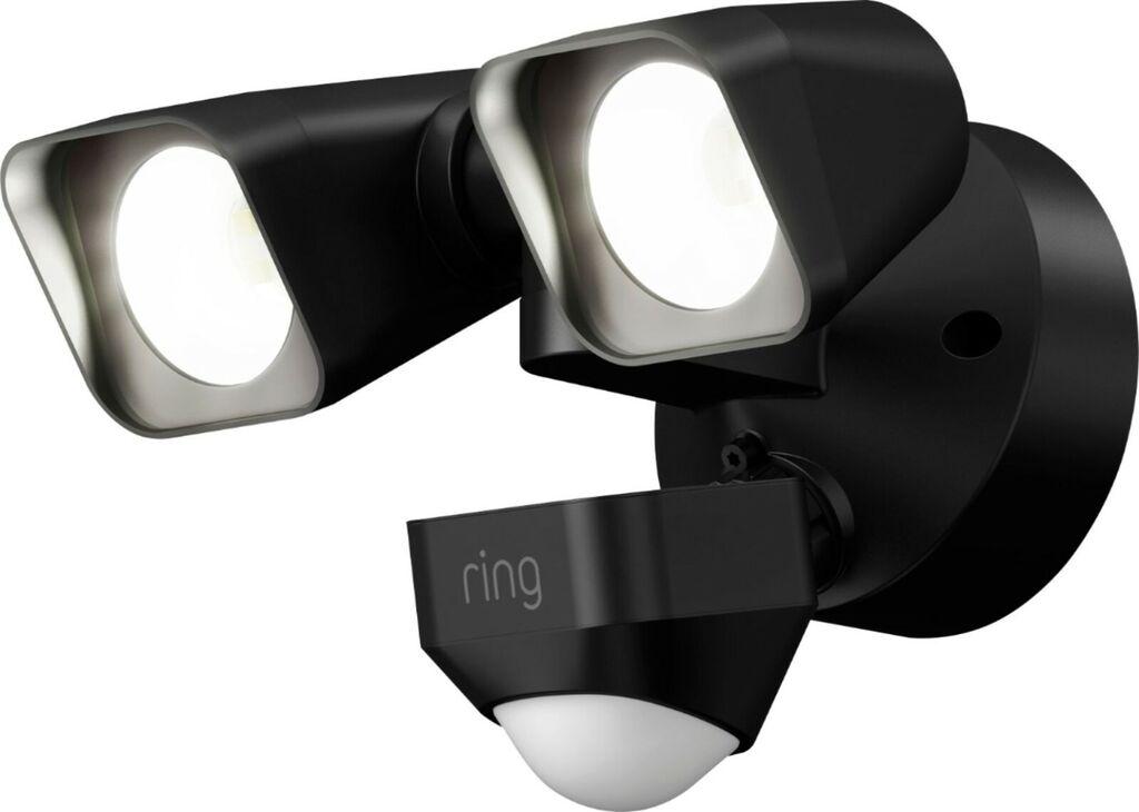 Ring Smart Lighting Wired Floodlight - White | Black | Ebay