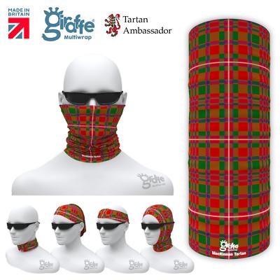 MacKay McKay clan écossais tartan Multifonctionnel Headwear Bandana