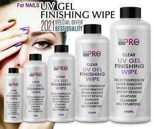 2021-UV-Nail-Gel-Finishing-Wip-Sticky-Residue-Remover-Cleanser-Brush-Cleaner