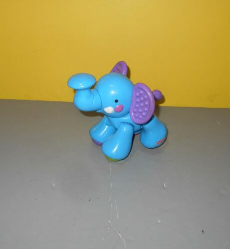 Fisher Price Amazing Animals Replacement Elephant Toy Figure for Sing /& Go Train