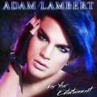 For Your Entertainment by Adam Lambert (American Idol) (CD, Nov-2009, RCA)