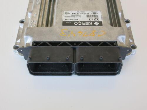 15 Kia Forte 391332EYB4 Computer Brain Engine Control ECU ECM EBX Module