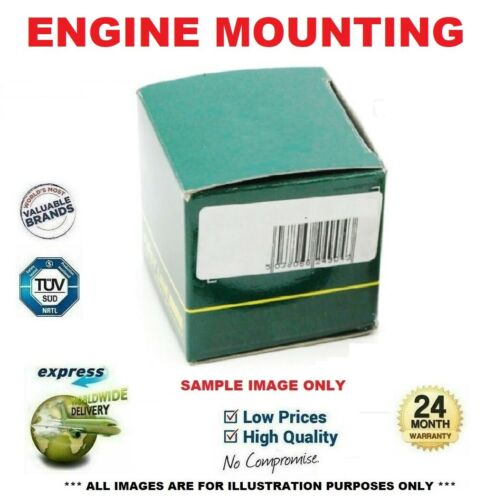 1x Transmission End Upper ENGINE MOUNTING for AUDI A3 Sportback 1.2TFSi 2014->on