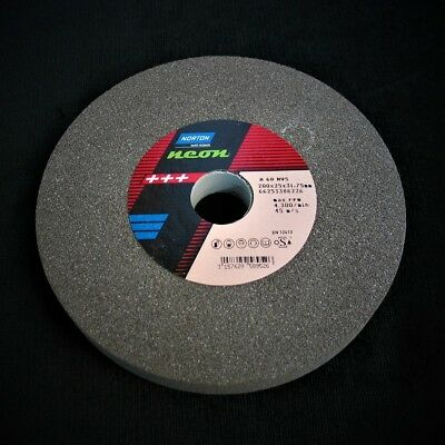 "Grinding Wheel 200mm x 25mm 8/"" A60 MEDIUM Quality Bench Offhand Grinder"