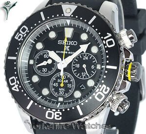 New-SEIKO-SOLAR-200mt-PRO-DIVERS-CHRONO-With-Rubber-Buckle-Strap-SSC021P1
