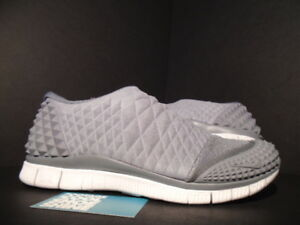 6a337421cc41 2014 NIKE FREE ORBIT II 2 SP COOL GREY WHITE 657738-090 NEW 9.5 ...