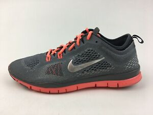 Details about Nike Women's 629496 006 Free 5.0 TR Fit 4 Athletic schuhe Sz 12, GreyMango 2667