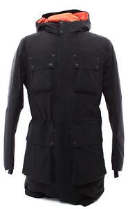 BELSTAFF-Men-039-s-Parka-Coat-Jacket-71030141-Trialmaster-Evo-Black-New