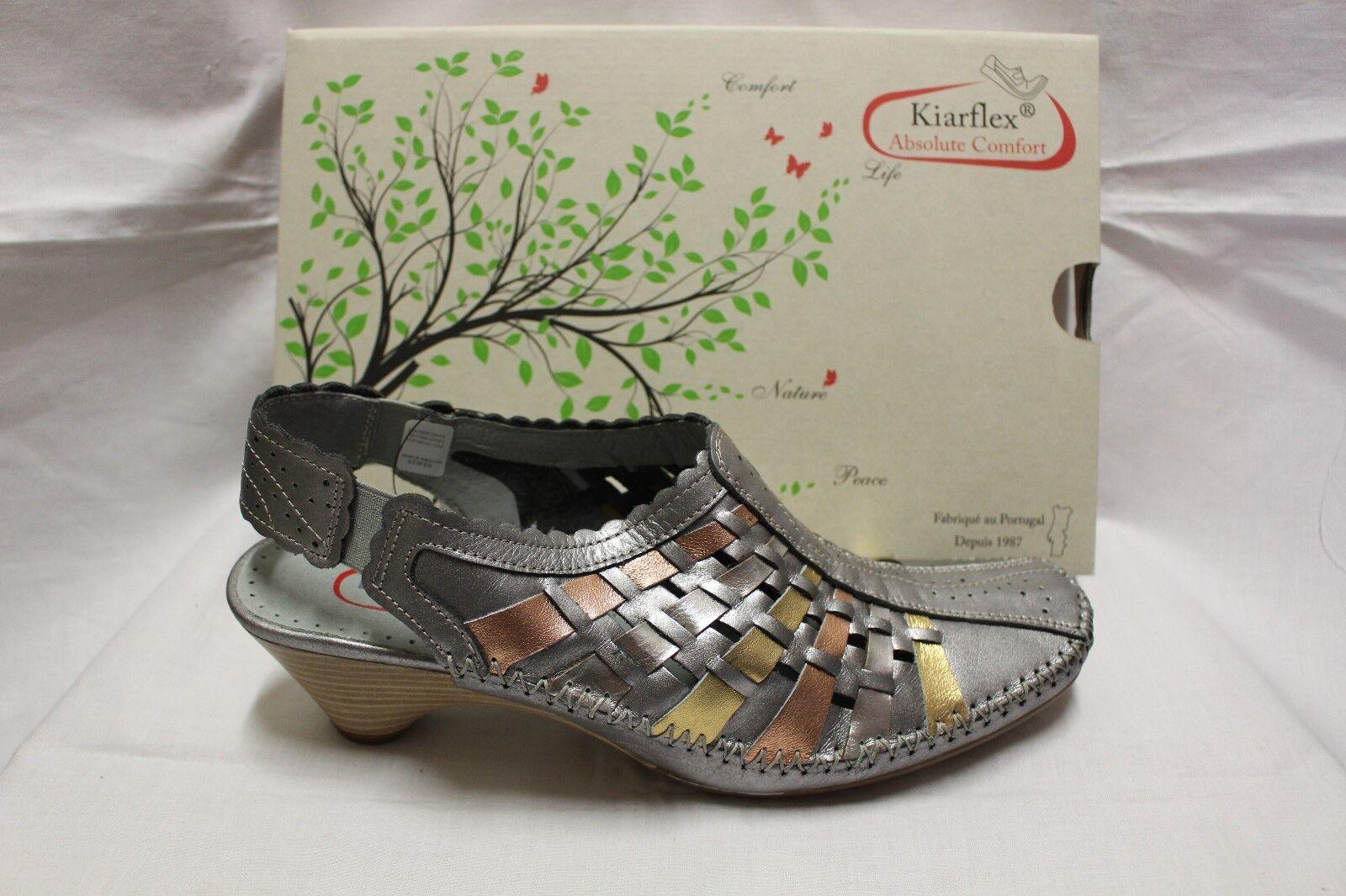 LADIES SHOES/FOOTWEAR - Kiarflex Sandal Keifer grey