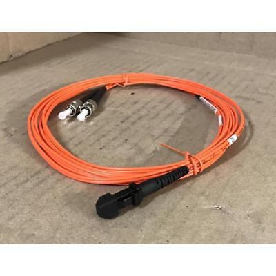 MTRJ Duplex 62.5//125 Multimode Fiber Optic Patch Cable 100FT 30M Orange