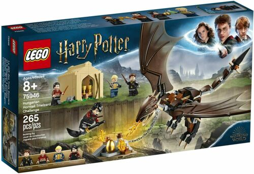 LEGO 75946 Hungarian Horntail Triwizard Challenge