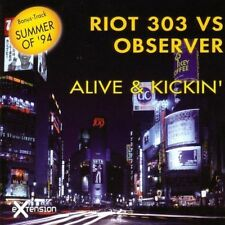 Riot 303 Alive & kickin' (Radio/7:57min., 2003, plus 'Summer of '94 .. [Maxi-CD]