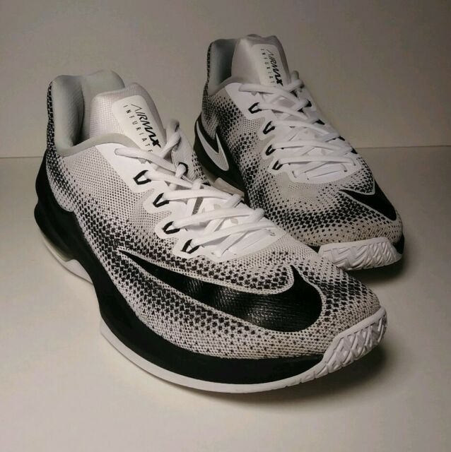Nike Air Max Infuriate Basketball Shoes for Men Style 852457 US Size 9