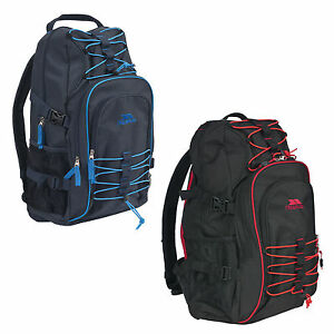 Trespass-Harriot-30-Litre-Backpack-Hiking-Work-Gym-Sports-Travel-Rucksack