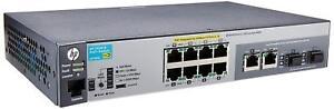 NEW-HP-J9774A-Aruba-ProCurve-2530-8G-PoE-8-Port-Layer-2-Ethernet-Switch