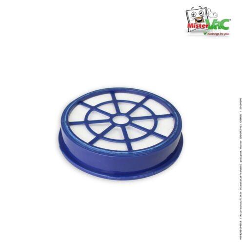Motorschutzfilter Kunststoffrahmen geeignet Hoover CH50PET011 CHORUS
