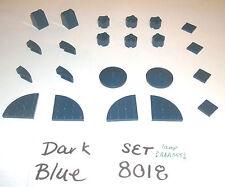 Set 8018 Dark Blue 3678 30565 50950 3960 Tile 3941 4 LEGO 7094 8635 10188 10196