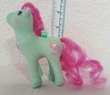 Vintage G1 My Little Pony Pink Dreams Flutter Wings Ponies MLP 1986-1987