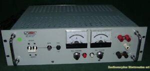 Alimentatore-Stabilizzato-Lineare-LARCET-mod-GPIB-40-5