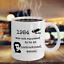 Book-themed-mug-1984-instruction-manual-Funny-George-Orwell-utopia-gift-cup thumbnail 2