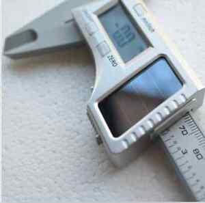 "6"" VERNIER CALIPER MICROMETER ELECTRONIC LCD DIGITAL  SOLAR POWERED"