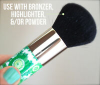 Sonia Kashuk Kabuki Makeup Face Natural Hair Brush Couturelimited Editionnib