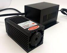 Industrial 532nm 200mW Green Laser Module w/ TEC Cooling / TTL Modulation