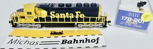 SD40-Santa-Fe-At-amp-sf-5015-kato-176-201-Locomotive-Diesel-1-160-N-16-A
