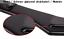 Cup spoiler lèvre pour Jaguar XF-R Front Becquet Spoiler épée Front lèvre spoiler