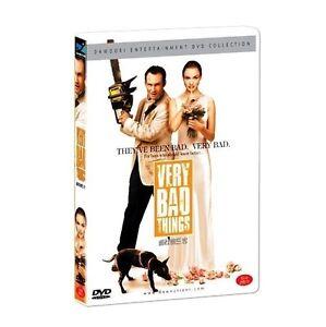 Very Bad Things (1998) DVD - Cameron Diaz (New & Sealed ... Cameron Diaz Movies 1998