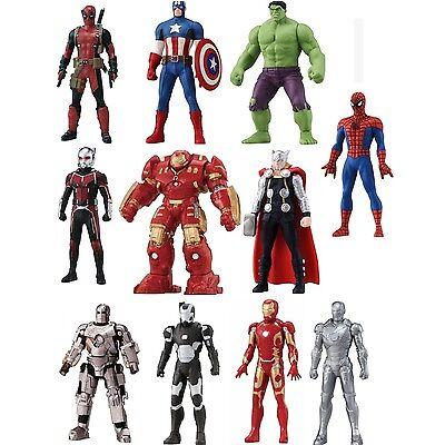 Chogokin Mini Metal Figure Diecast THOR AVENGERS Marvel Takara Tomy Japan new