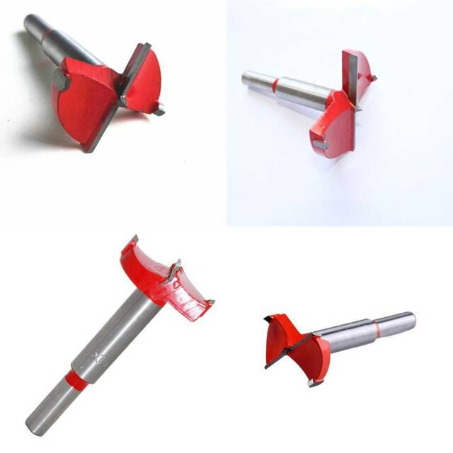 35mm Drill Bits Professional Woodworking Hole Saw Cutter Milling Boring Hinge