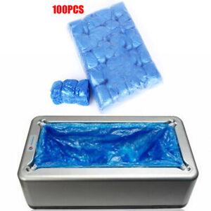 100pcs T-Type Disposable Shoe Covers For Automatic Shoe Cover Machine Dispenser