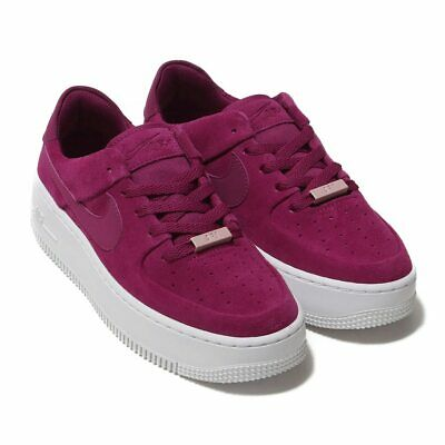 Nike Wmns Air Force 1 Sage Low 'True Berry' AR5339-600 100 ...