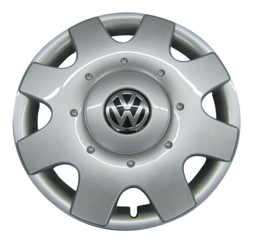 Radzierblenden rueda cegar 16 pulgadas VW SEAT SKODA #9-24 4x original VW tapacubos