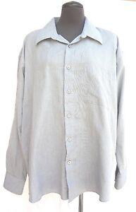 Vintage mens yves saint laurent ysl collar button down for Yves saint laurent white t shirt