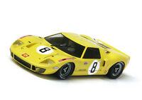 SLOT IT SICA18B FORD GT40 LE MANS 68' W NEW MOTOR 1 32 CAR IN DISPLAY Toys