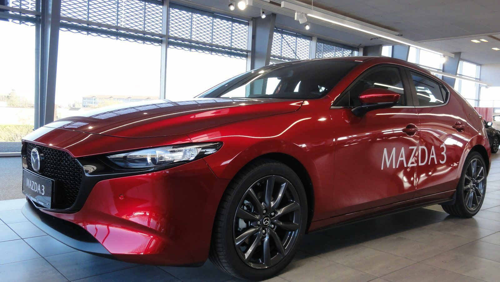 Mazda 3 2,0 Sky-G 122 Sky aut.