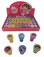 Dora The Explorer Self Ink Stamps Birthday Party Favors Bag Filler Supplies